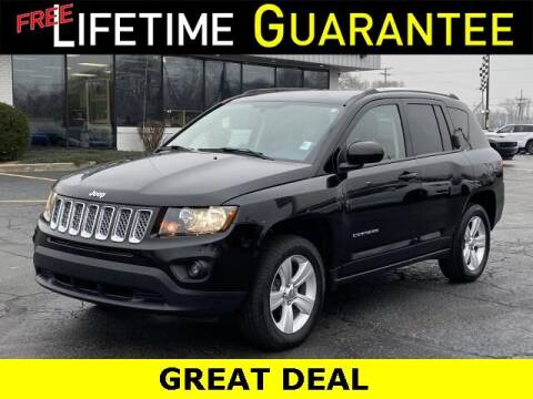 2014 Jeep Compass for sale at Vicksburg Chrysler Dodge Jeep Ram in Vicksburg MI