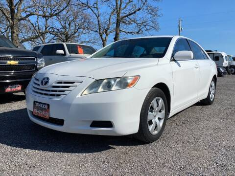 2009 Toyota Camry for sale at TINKER MOTOR COMPANY in Indianola OK