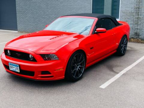 2013 Ford Mustang for sale at The Car Buying Center in Saint Louis Park MN