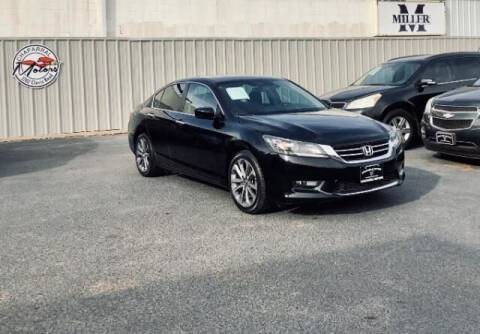 2014 Honda Accord for sale at Chaparral Motors in Lubbock TX