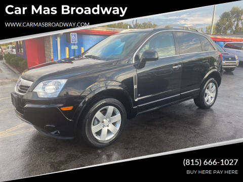 2008 Saturn Vue for sale at Car Mas Broadway in Crest Hill IL