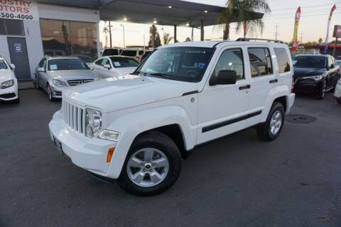 2012 Jeep Liberty for sale at Industry Motors in Sacramento CA