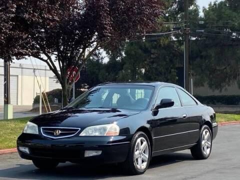 2001 Acura CL for sale at AutoAffari LLC in Sacramento CA