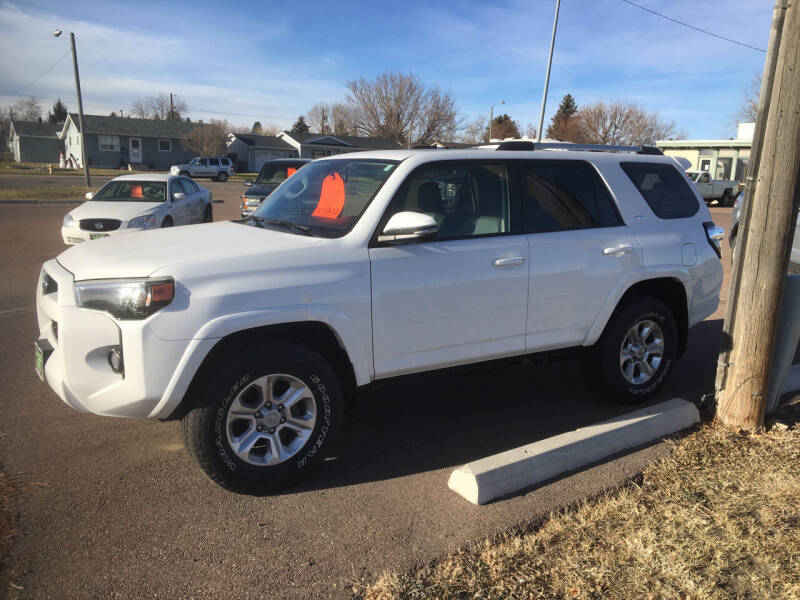2019 Toyota 4Runner for sale at A Plus Auto LLC in Great Falls MT