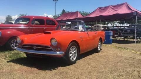 1965 Sunbeam Alpine for sale at Classic Car Deals in Cadillac MI