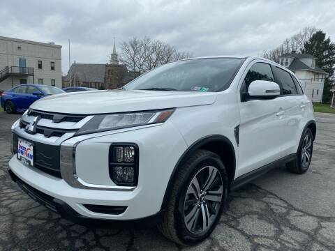 2020 Mitsubishi Outlander Sport for sale at 1NCE DRIVEN in Easton PA