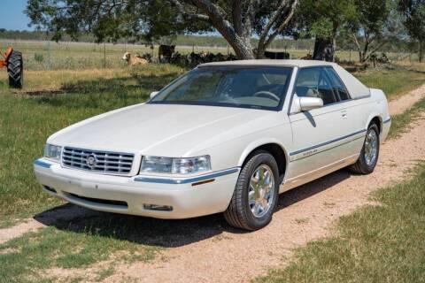 1997 Cadillac Eldorado for sale at STREET DREAMS TEXAS in Fredericksburg TX