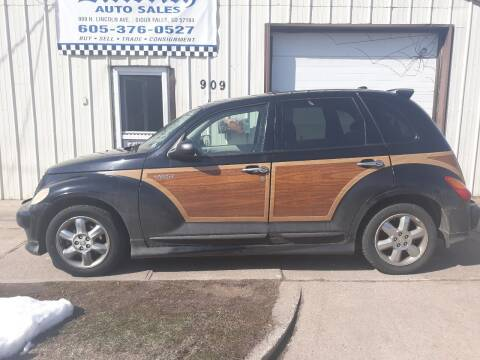 2003 Chrysler PT Cruiser for sale at ZITTERICH AUTO SALE'S in Sioux Falls SD