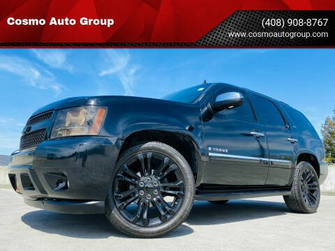 2009 Chevrolet Tahoe for sale at Cosmo Auto Group in San Jose CA