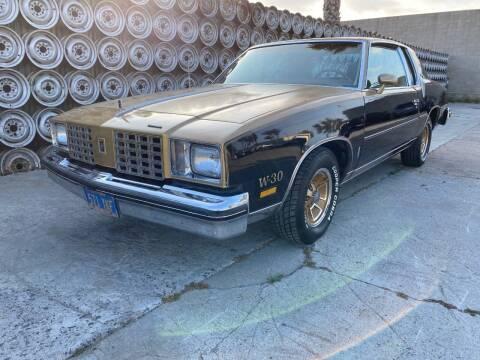 1979 Oldsmobile Cutlass Calais for sale at Dan Reed Autos in Escondido CA