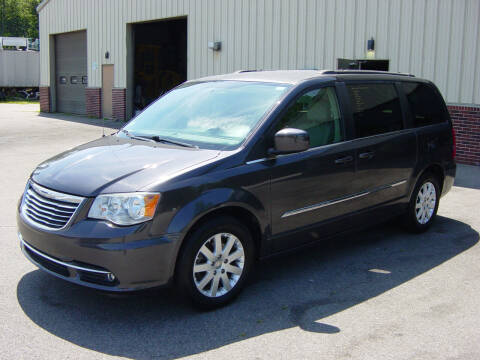 2015 Chrysler Town and Country for sale at North South Motorcars in Seabrook NH