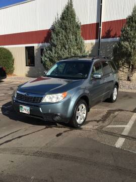 2010 Subaru Forester for sale at Specialty Auto Wholesalers Inc in Eden Prairie MN