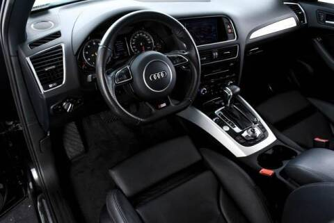 2014 Audi Q5 for sale at CU Carfinders in Norcross GA