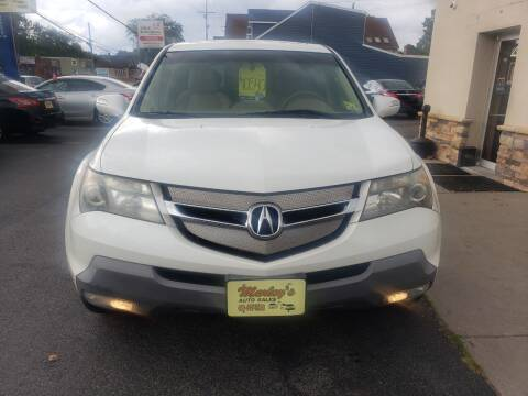 2007 Acura MDX for sale at Marley's Auto Sales in Pasadena MD