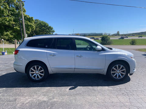 2017 Buick Enclave for sale at Westview Motors in Hillsboro OH