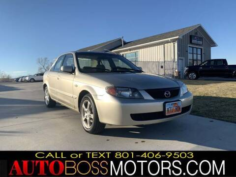 2003 Mazda Protege for sale at Auto Boss in Woodscross UT