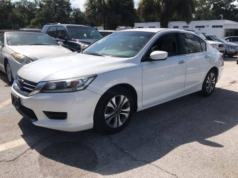 2013 Honda Accord for sale at Popular Imports Auto Sales in Gainesville FL