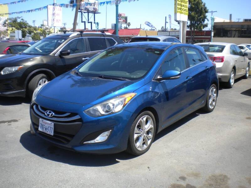 2015 Hyundai Elantra GT for sale at AUTO SELLERS INC in San Diego CA