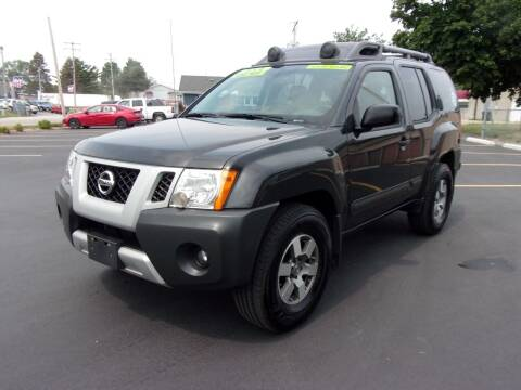 2012 Nissan Xterra for sale at Ideal Auto Sales, Inc. in Waukesha WI