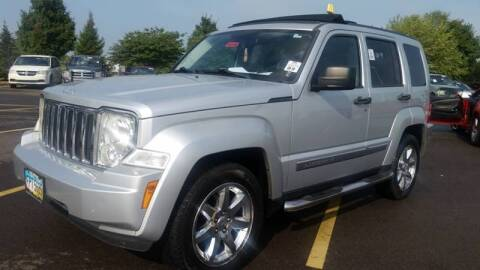2009 Jeep Liberty for sale at Superior Auto Sales in Miamisburg OH