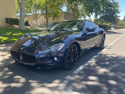 2008 Maserati GranTurismo for sale at LG Auto Sales in Rancho Cordova CA