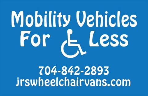 2004 Toyota WHEELCHAIR ACCESS for sale at JR's Auto Sales Inc. in Shelby NC