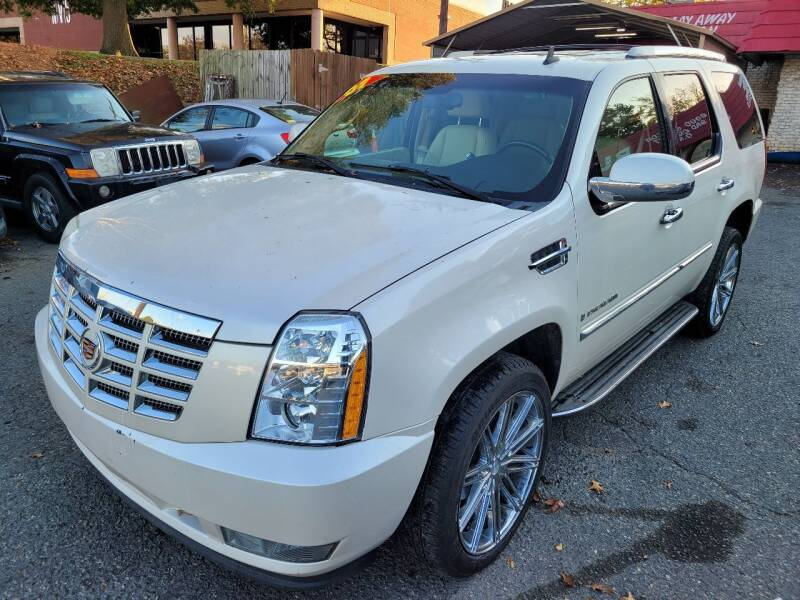 2007 Cadillac Escalade for sale at Ace Auto Brokers in Charlotte NC