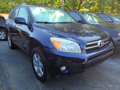 2006 Toyota RAV4 for sale at E-Motorworks in Roswell GA