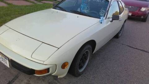 1977 Porsche 924 for sale at Classic Car Deals in Cadillac MI