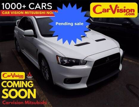 2014 Mitsubishi Lancer Evolution for sale at Car Vision Buying Center in Norristown PA