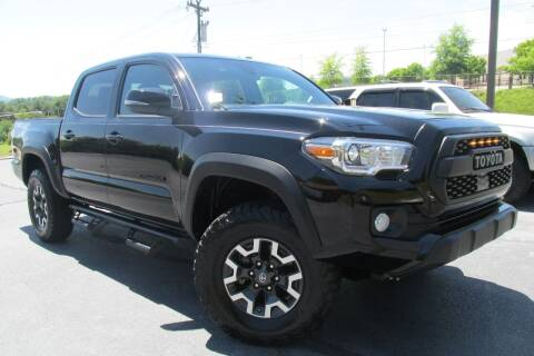 2020 Toyota Tacoma for sale at Tilleys Auto Sales in Wilkesboro NC