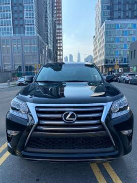 2017 Lexus GX 460 for sale at LUXURY OF QUEENS,INC in Long Island City NY