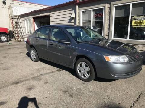 2006 Saturn Ion for sale at MICHAEL'S AUTO SALES in Mount Clemens MI