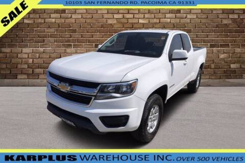 2019 Chevrolet Colorado for sale at Karplus Warehouse in Pacoima CA
