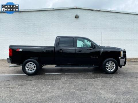 2011 Chevrolet Silverado 2500HD for sale at Smart Chevrolet in Madison NC