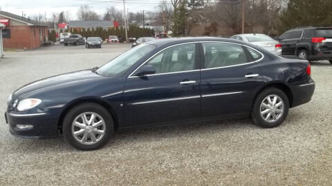 2008 Buick LaCrosse for sale at MIKE'S CYCLE & AUTO - Mikes Cycle and Auto (Liberty) in Liberty IN
