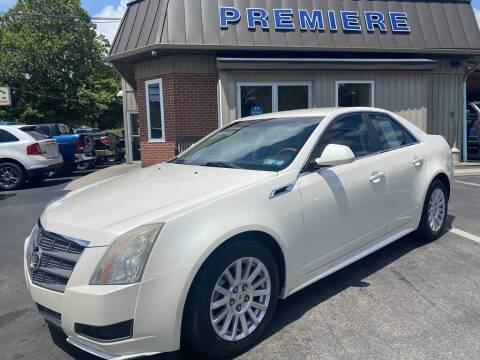 2011 Cadillac CTS for sale at Premiere Auto Sales in Washington PA
