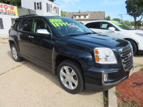 2016 GMC Terrain for sale at Uno's Auto Sales in Milwaukee WI