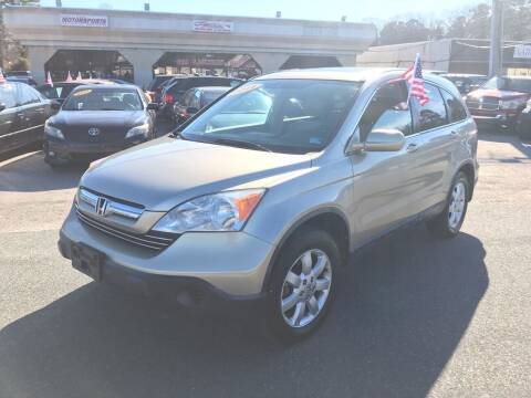 2007 Honda CR-V for sale at Mega Autosports in Chesapeake VA