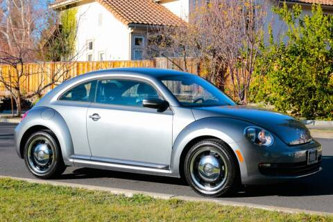 2012 Volkswagen Beetle for sale at California Diversified Venture in Livermore CA