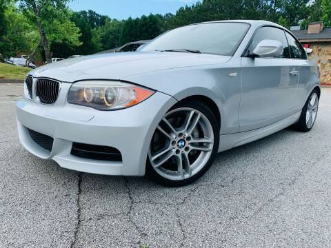 2012 BMW 1 Series for sale at Classic Luxury Motors in Buford GA