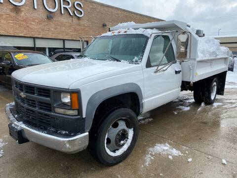 1999 Chevrolet C/K 3500 Series for sale at Windy City Motors in Chicago IL