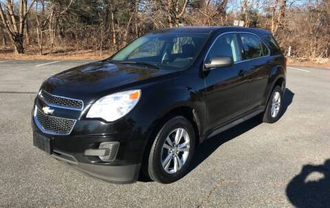 2013 Chevrolet Equinox for sale at Westford Auto Sales in Westford MA