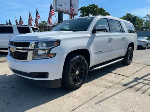 2019 Chevrolet Suburban for sale at Gus's Used Auto Sales in Detroit MI