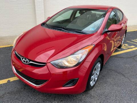 2013 Hyundai Elantra for sale at Carland Auto Sales INC. in Portsmouth VA