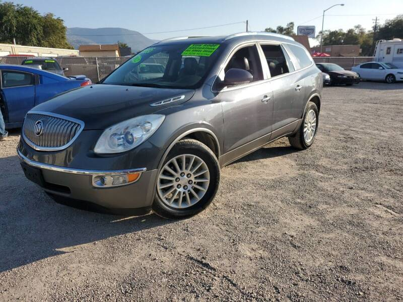 2012 Buick Enclave for sale at Canyon View Auto Sales in Cedar City UT