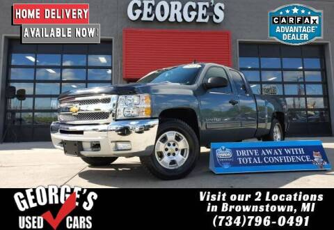 2013 Chevrolet Silverado 1500 for sale at George's Used Cars - Pennsylvania & Allen in Brownstown MI