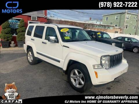2009 Jeep Liberty for sale at CJ Motors Inc. in Beverly MA