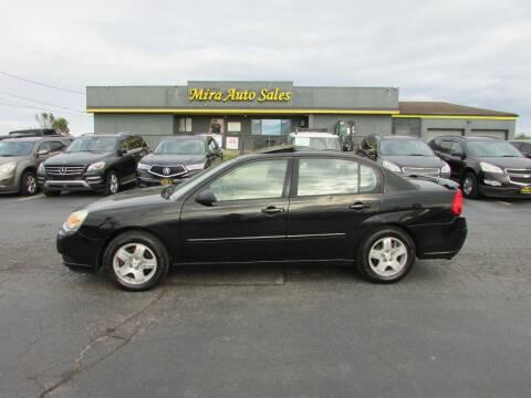 2005 Chevrolet Malibu for sale at MIRA AUTO SALES in Cincinnati OH