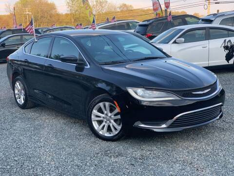 2016 Chrysler 200 for sale at A&M Auto Sale in Edgewood MD